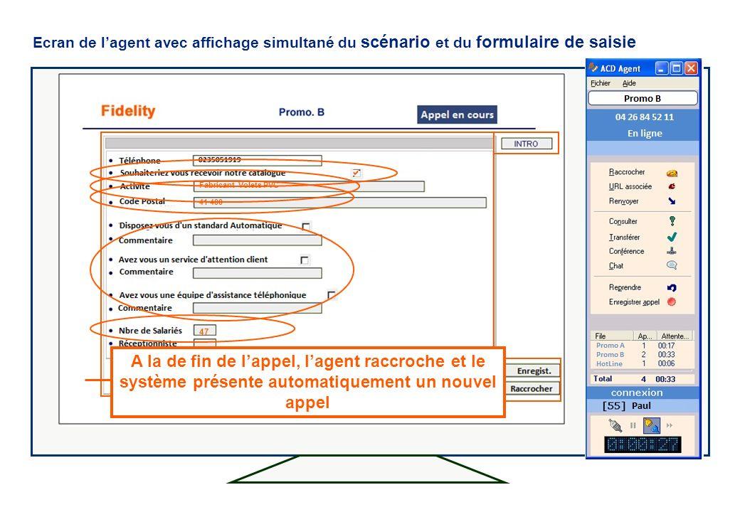 Telemarketing / Marcación Automática