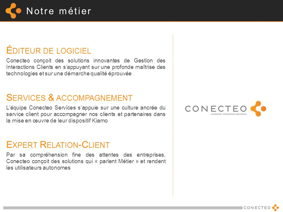 Services & accompagnement
