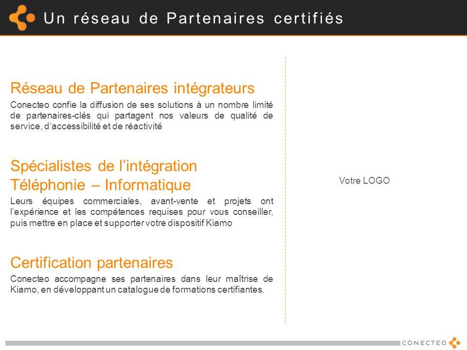 Un réseau de Partenaires certifiés