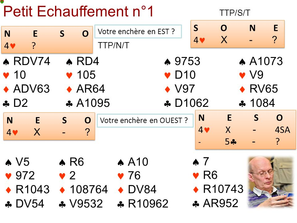 Petit Echauffement n°1  RDV74  10  ADV63  D2
