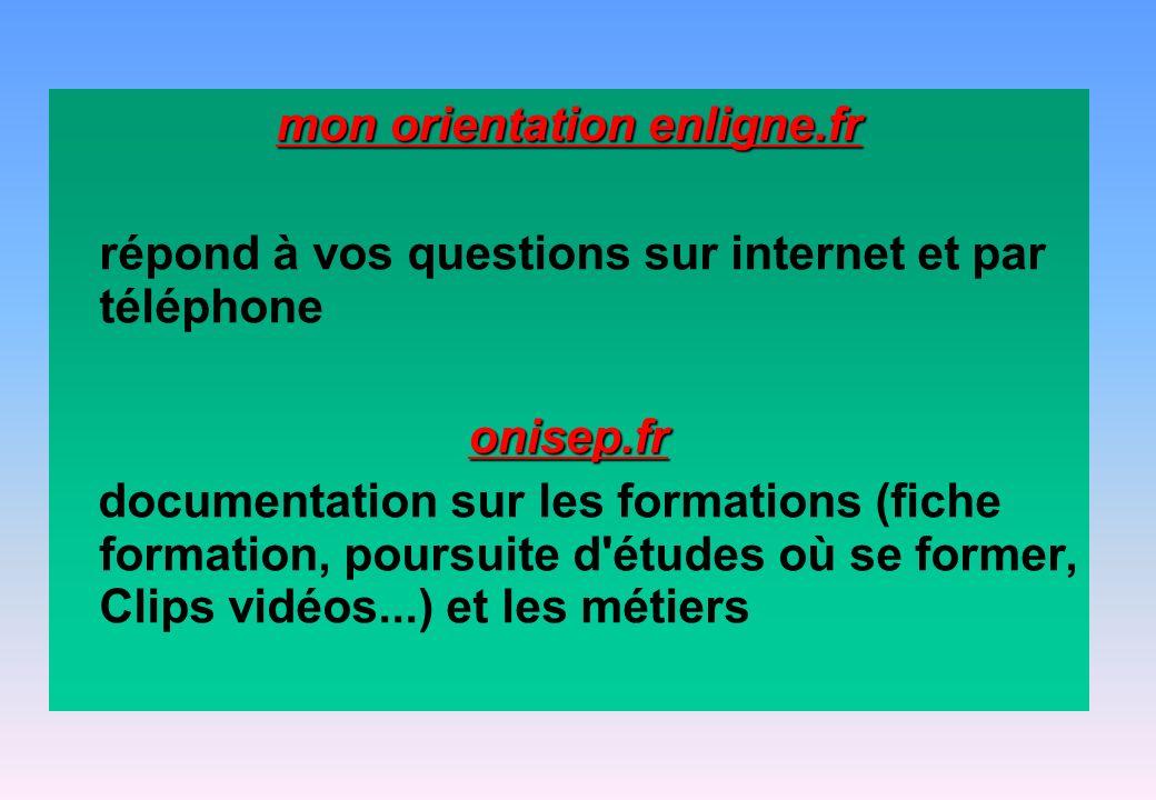 mon orientation enligne.fr