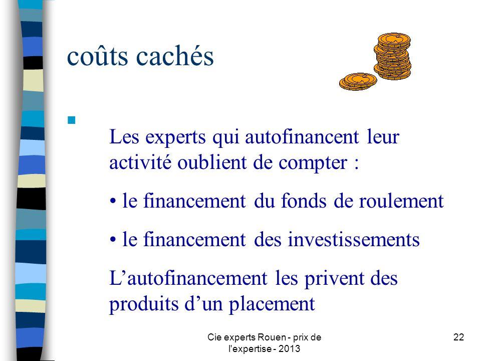 Cie experts Rouen - prix de l expertise - 2013