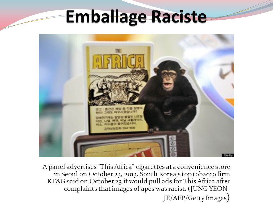 Emballage Raciste