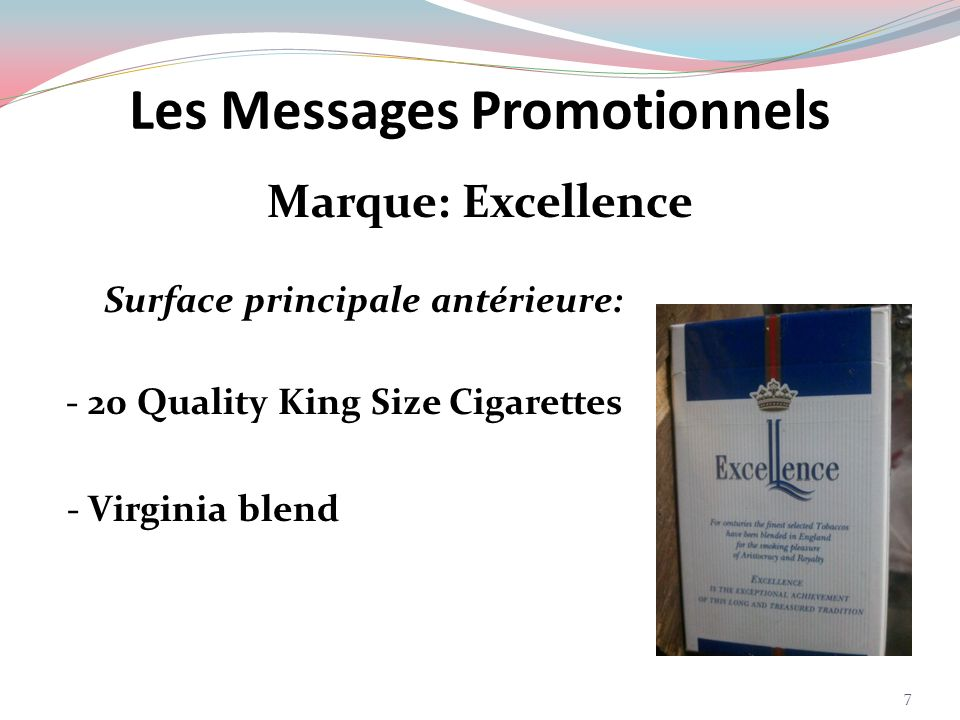Les Messages Promotionnels