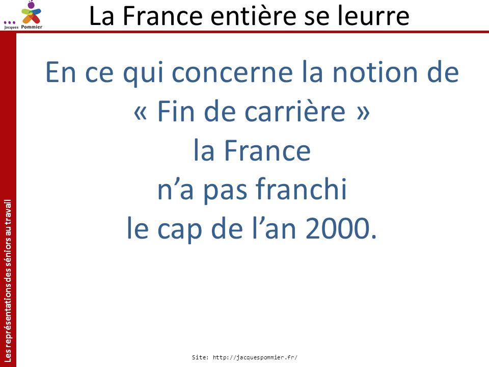 La France entière se leurre