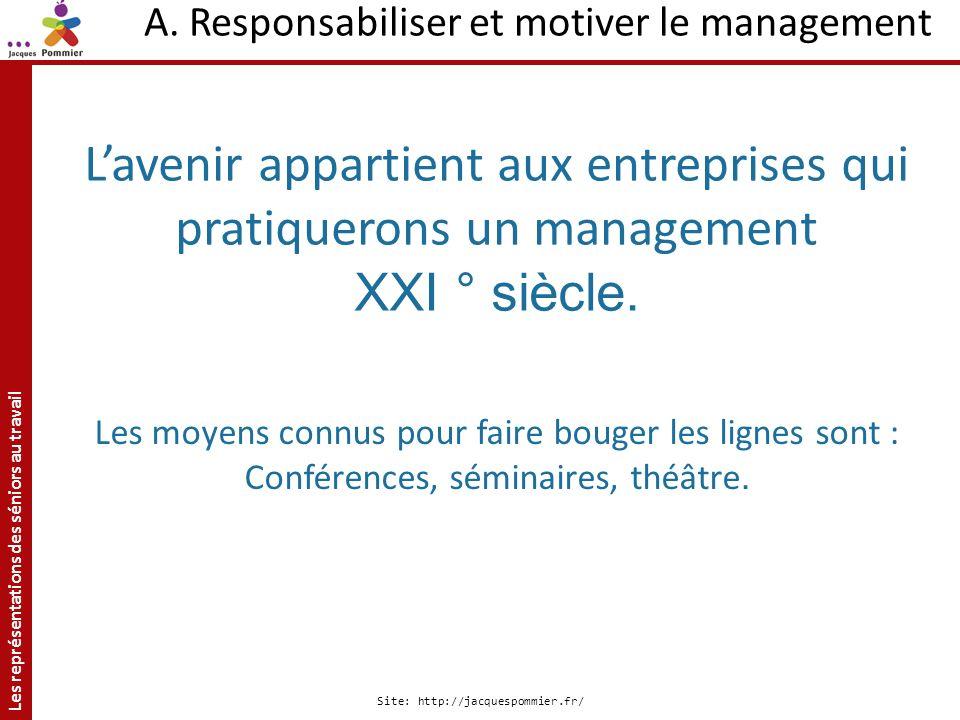 L'avenir appartient aux entreprises qui pratiquerons un management