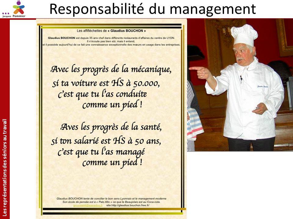 Responsabilité du management