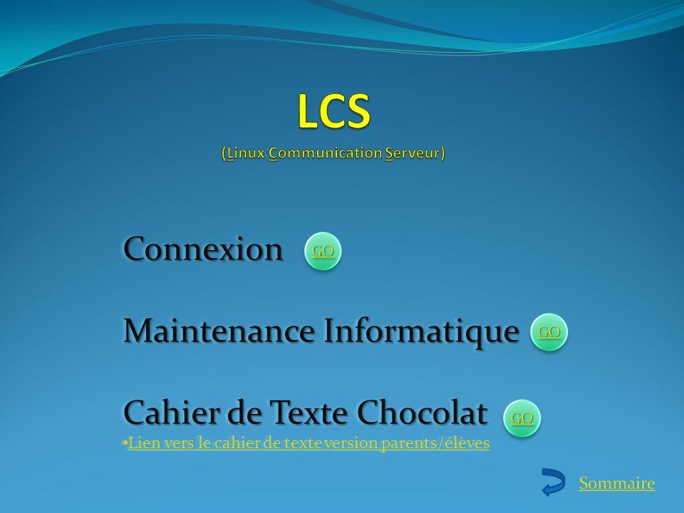 LCS (Linux Communication Serveur)