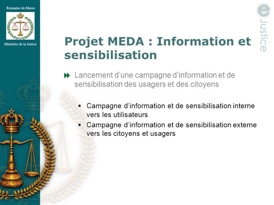 Projet MEDA : Information et sensibilisation