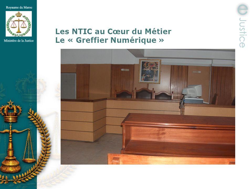 Les NTIC au Cœur du Métier
