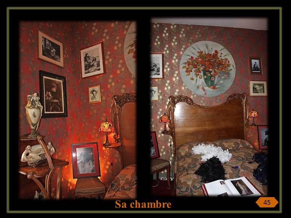 Sa chambre 45