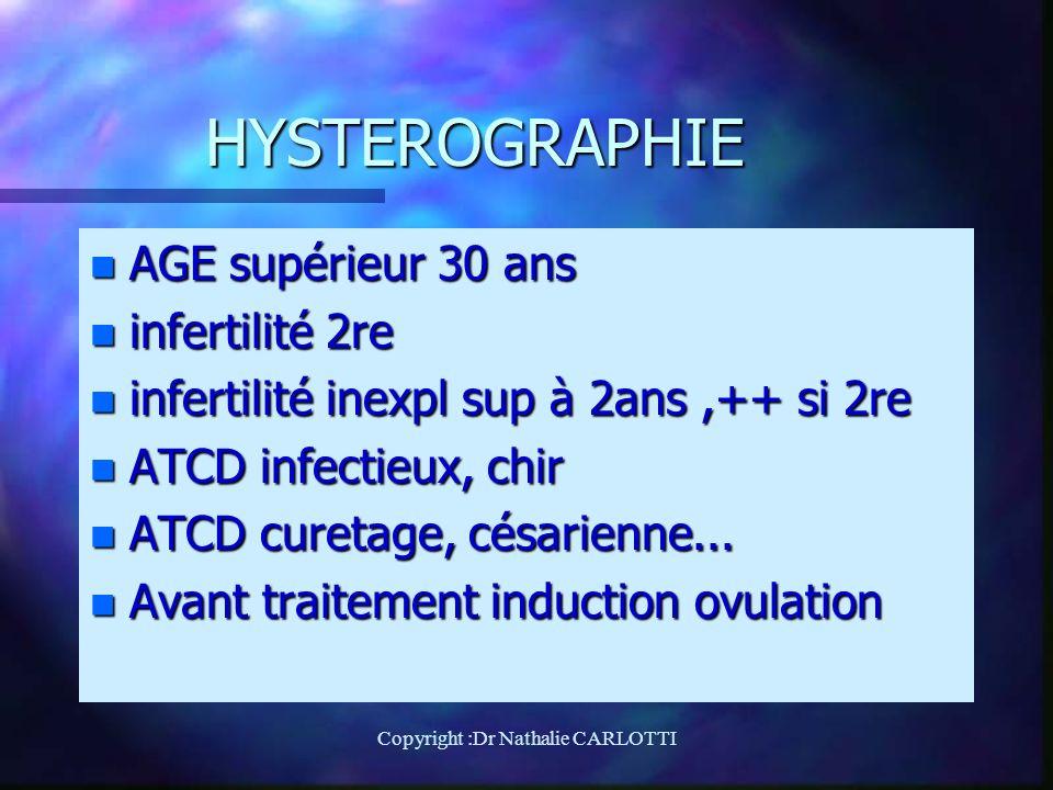 Copyright :Dr Nathalie CARLOTTI