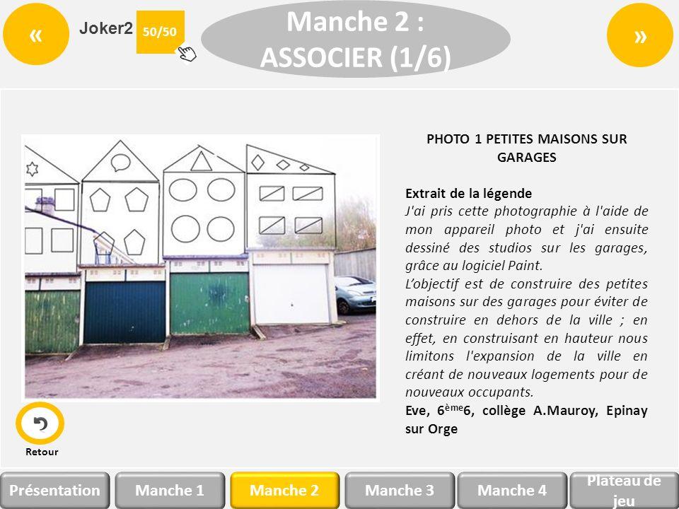 PHOTO 1 PETITES MAISONS SUR GARAGES Photo 1 Collège A.Maurois, Epinay