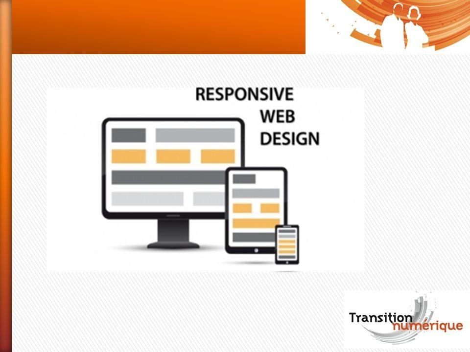 Le Responsive Web design, ou conception adaptative en français, est une technique de développement web qui consiste à adapter le contenu des pages en fonction des différents types de résolutions et tailles d'écran (ordinateur fixe ou portable, tablette, smartphone).