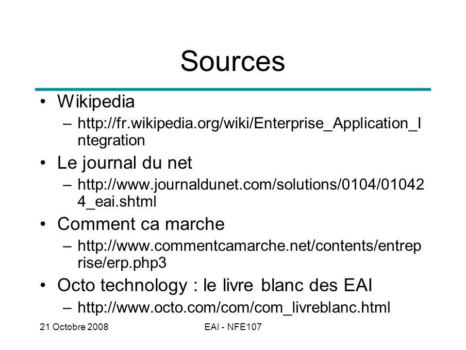 Sources Wikipedia Le journal du net Comment ca marche