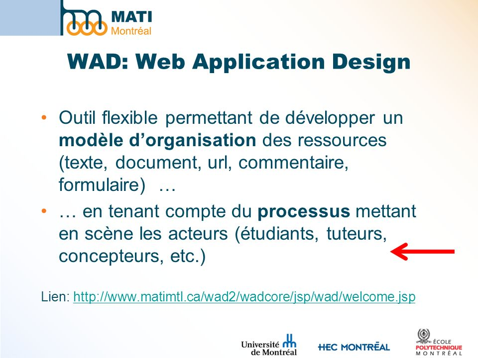 WAD: Web Application Design