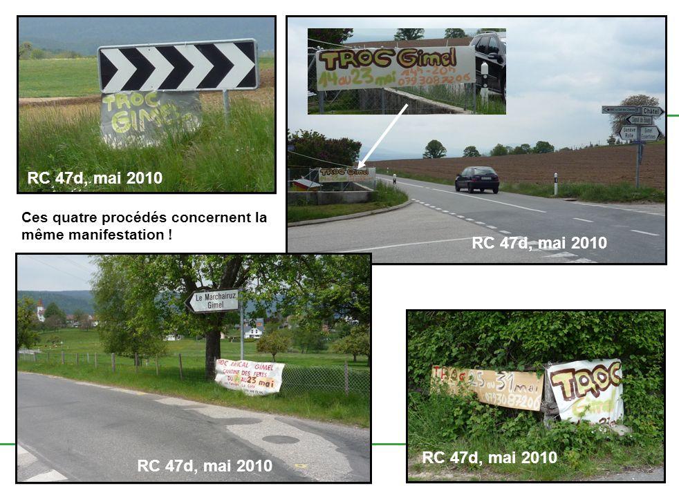 RC 47d, mai 2010 RC 47d, mai 2010 RC 47d, mai 2010 RC 47d, mai 2010