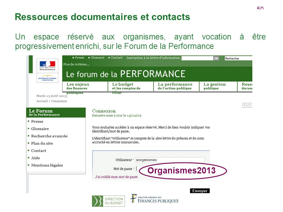 Ressources documentaires et contacts