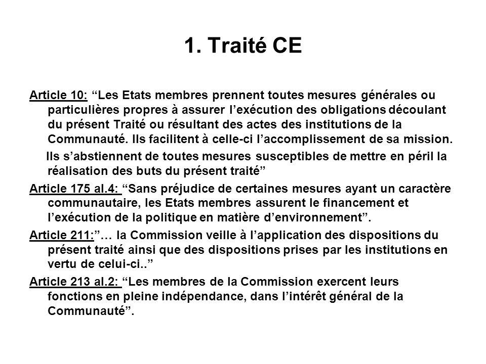 1. Traité CE