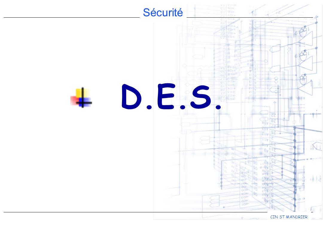 D.E.S.