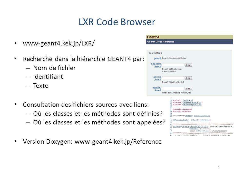 LXR Code Browser www-geant4.kek.jp/LXR/