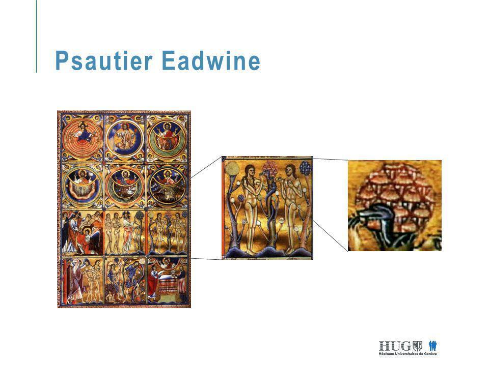 Psautier Eadwine