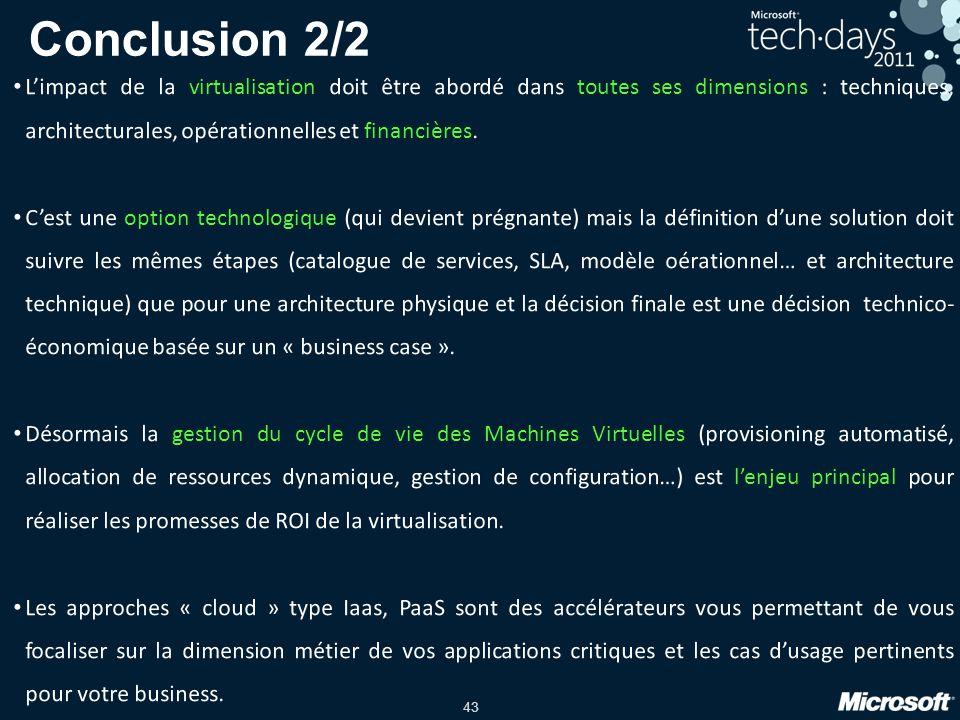 Conclusion 2/2