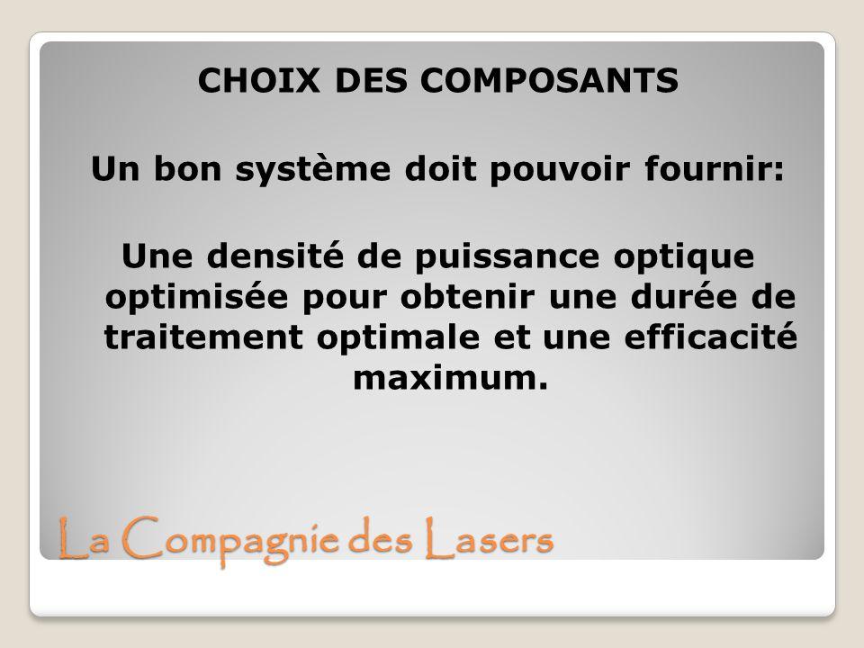 La Compagnie des Lasers