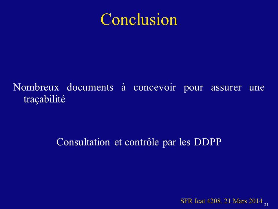 Consultation et contrôle par les DDPP