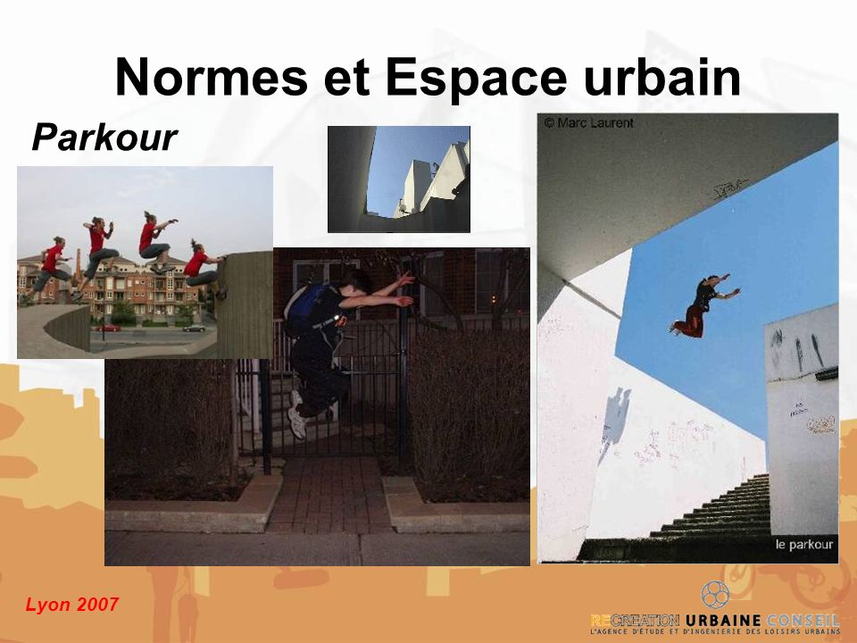 Normes et Espace urbain