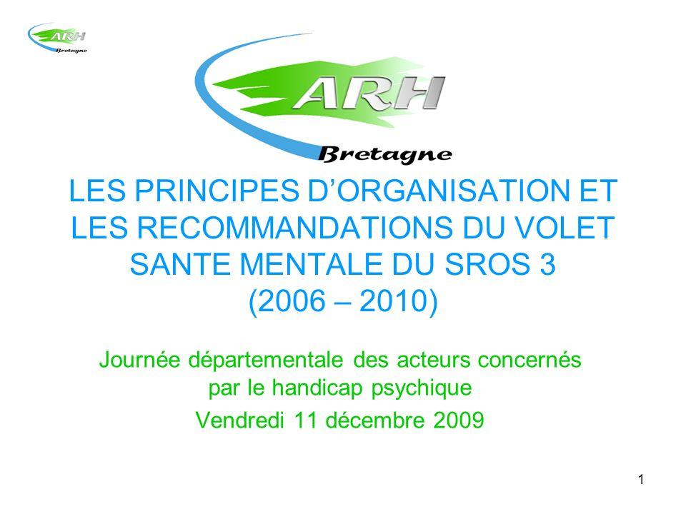 Journée départementale des acteurs concernés par le handicap psychique