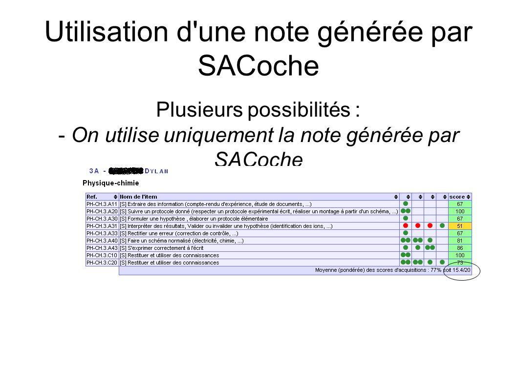 Utilisation d une note générée par SACoche