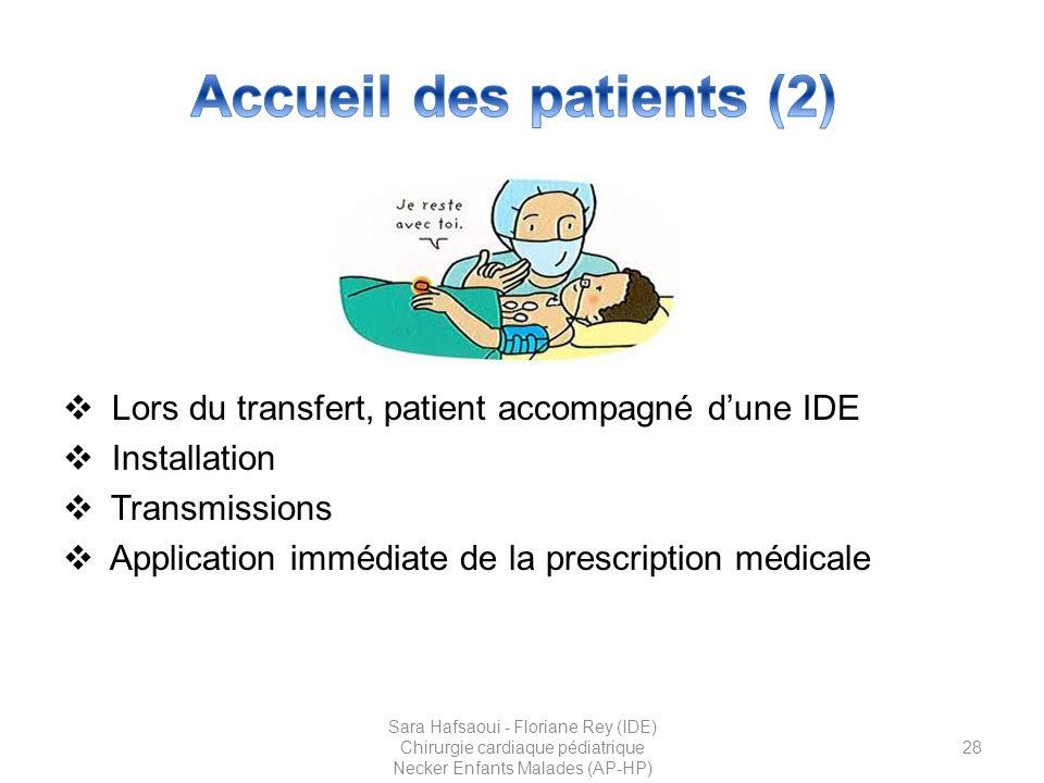 Accueil des patients (2)