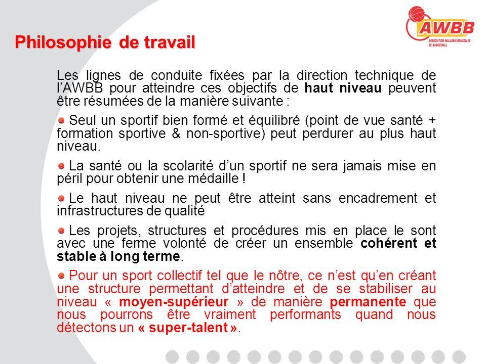 RESUME Recherche d'excellence UN projet sportif collectif