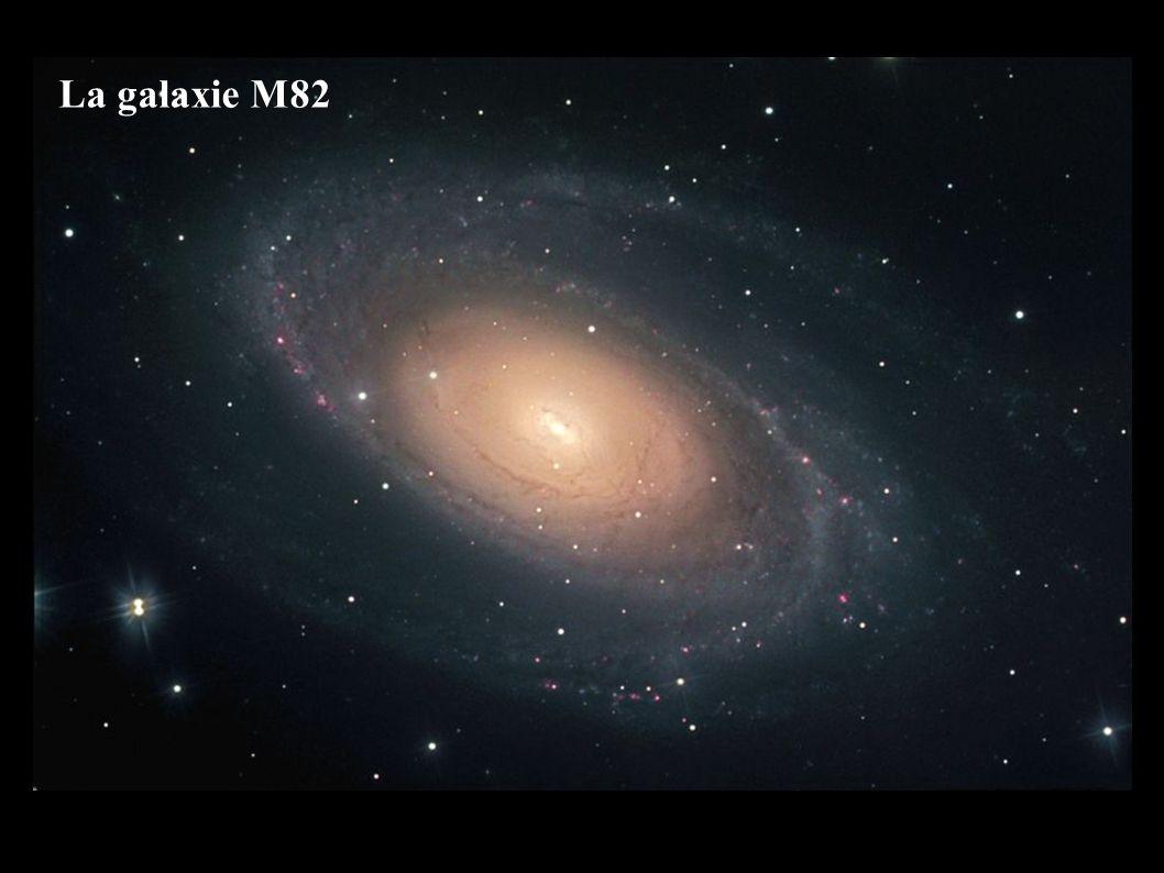 La galaxie M82