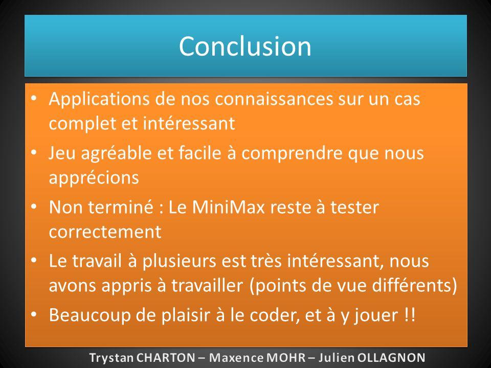 Trystan CHARTON – Maxence MOHR – Julien OLLAGNON