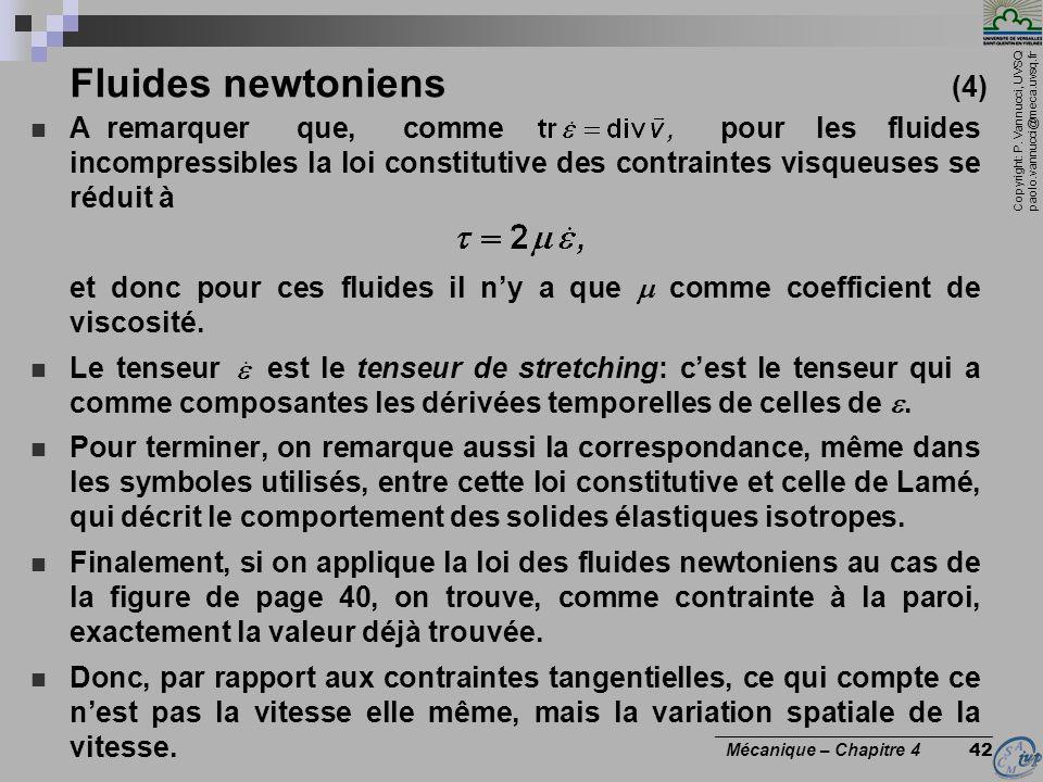 Fluides newtoniens (4)