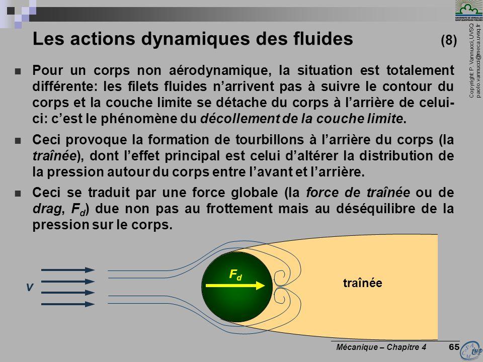 Les actions dynamiques des fluides (8)