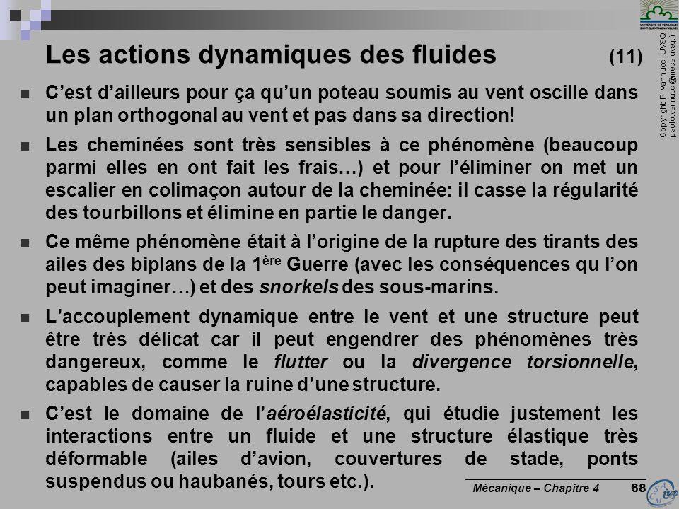Les actions dynamiques des fluides (11)