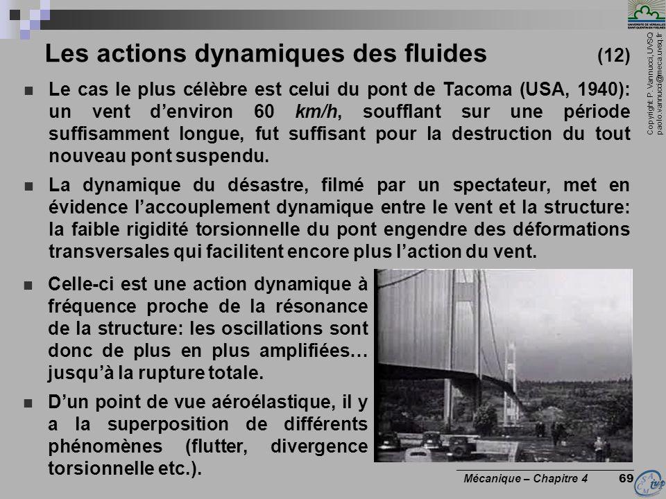 Les actions dynamiques des fluides (12)