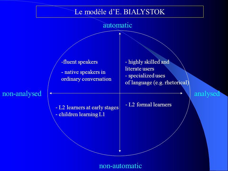 grammaire  psychologie et enseignement