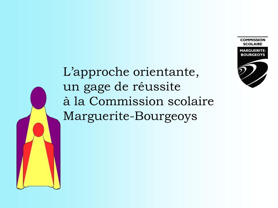 L'approche orientante, un gage de réussite à la Commission scolaire Marguerite-Bourgeoys