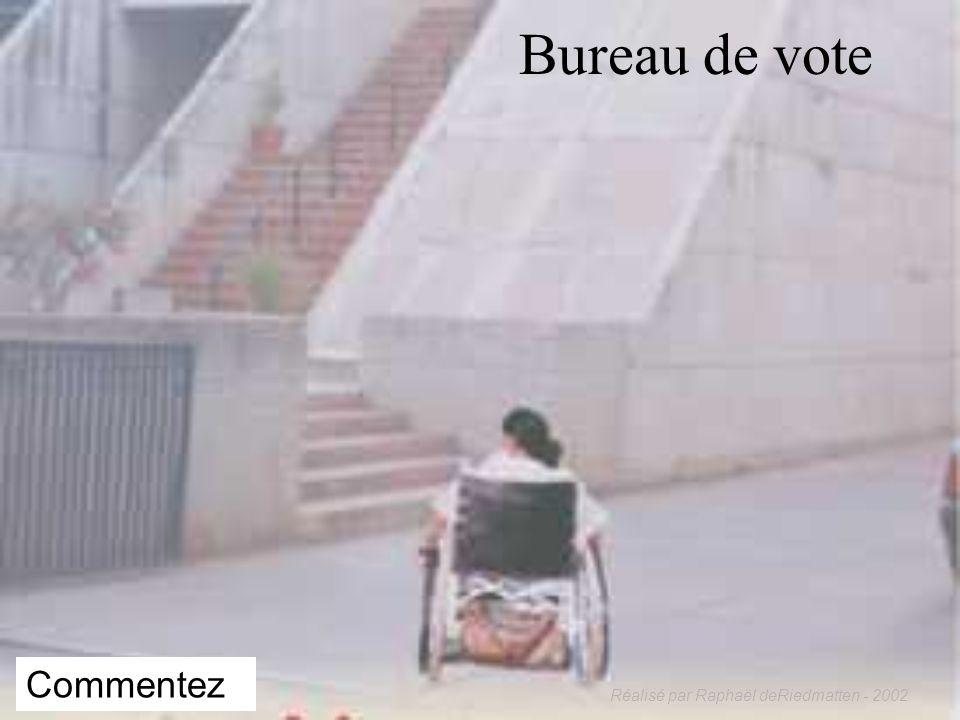 Bureau de vote Commentez