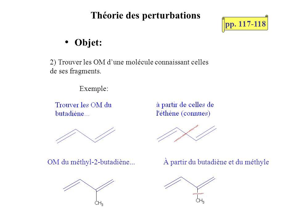 Théorie des perturbations