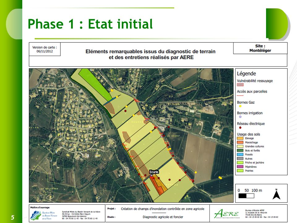 Phase 1 : Etat initial 5