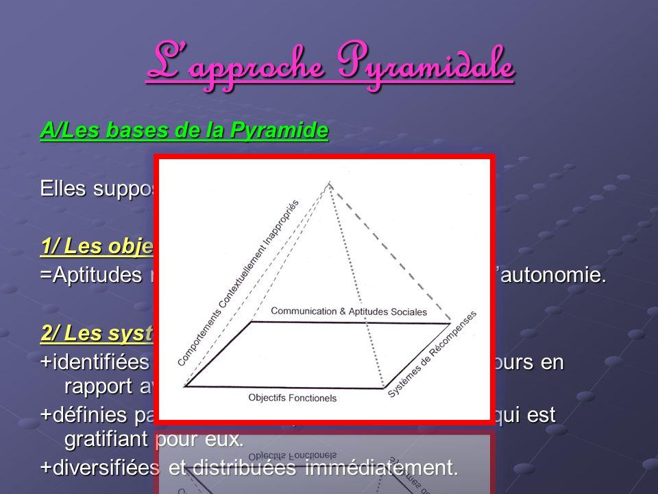 L'approche Pyramidale