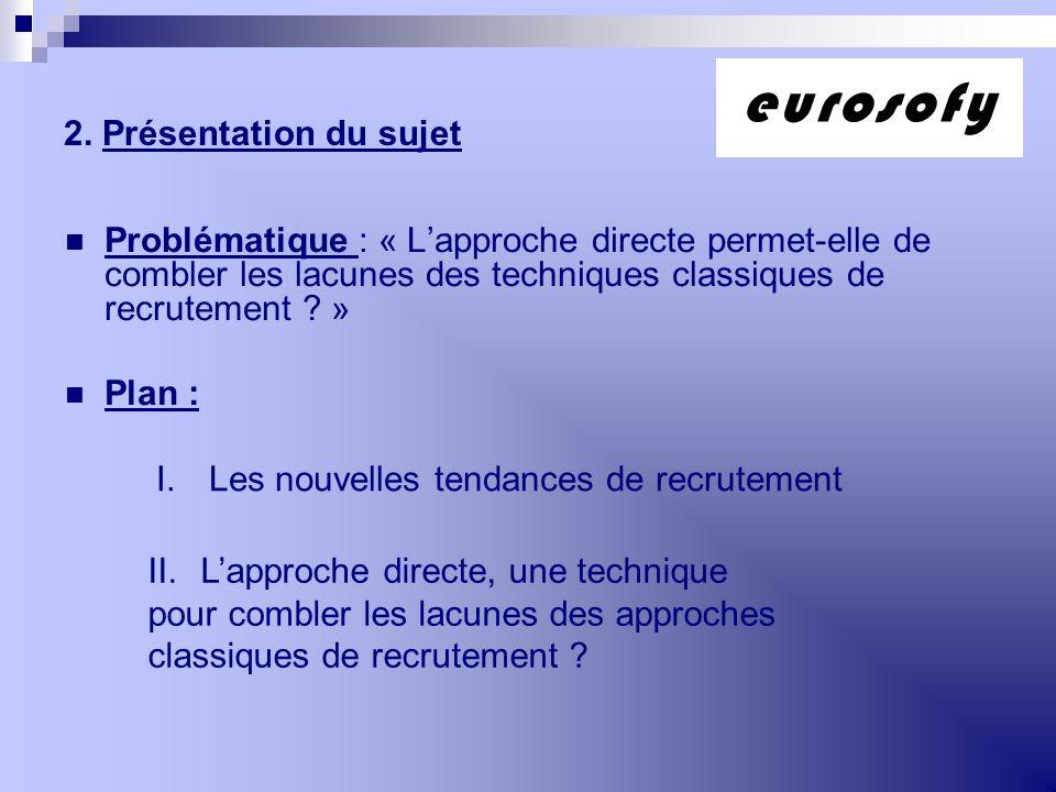 eurosofy 2. Présentation du sujet