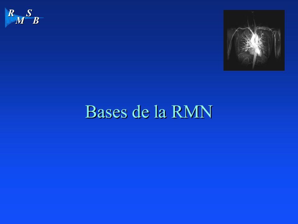 Bases de la RMN 1