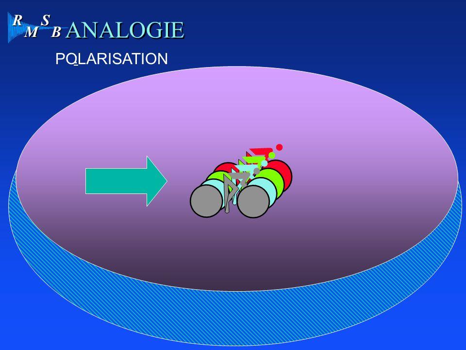 ANALOGIE POLARISATION :