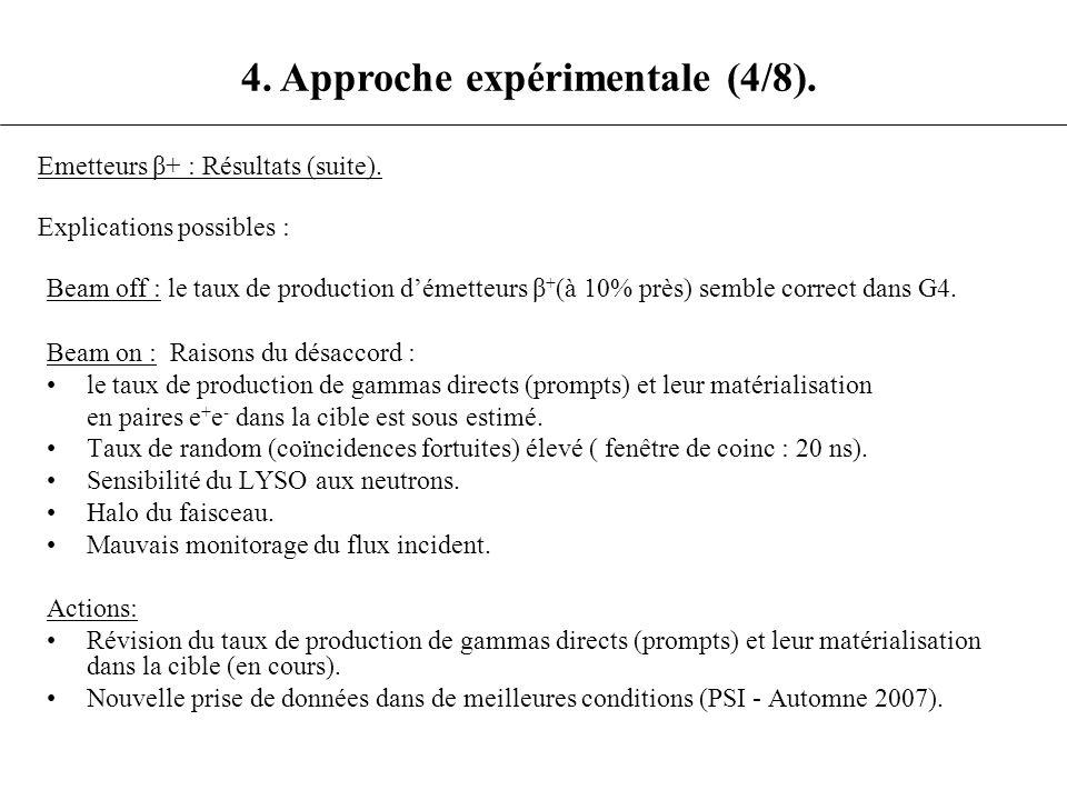 4. Approche expérimentale (4/8).